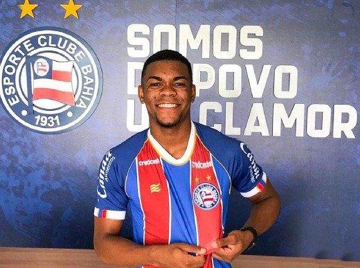 Bahia inscreve três novos jogadores na Copa Sul-Americana