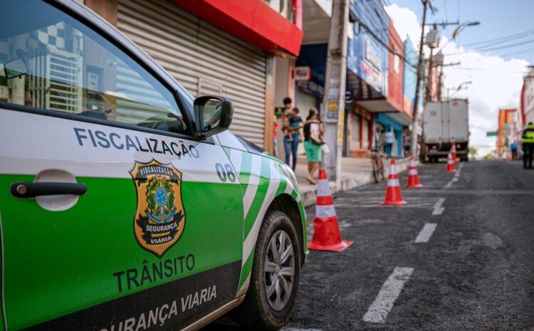 STT suspende ação de bloqueio nas vias Getúlio Vargas e Adelina de Sá